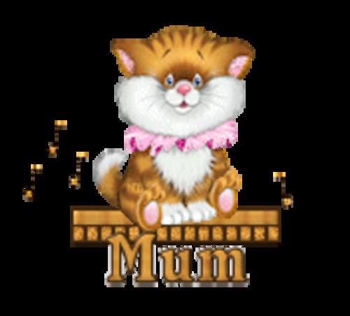 Mum - CuteKittenSitting