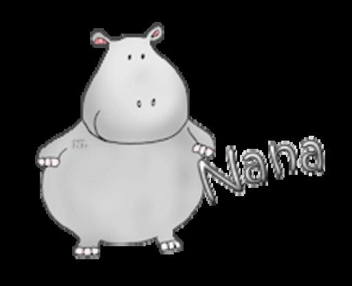 Nana - CuteHippo2018