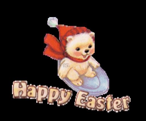 Happy Easter - WinterSlides