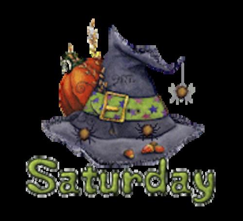 DOTW Saturday - CuteWitchesHat