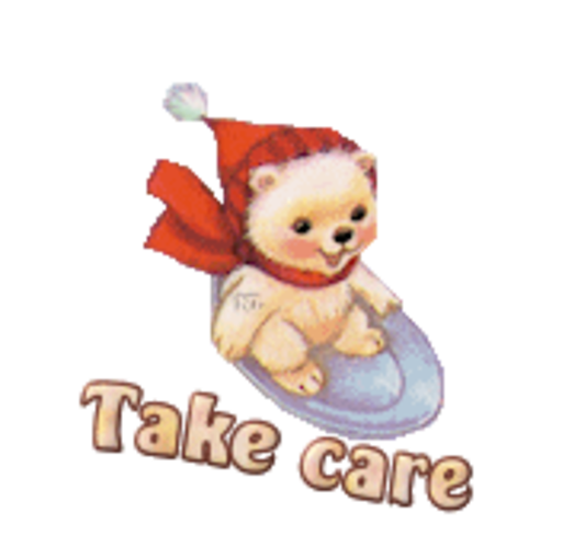 Take care - WinterSlides