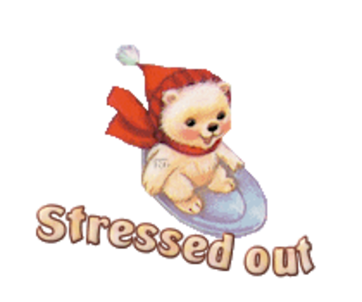 Stressed out - WinterSlides