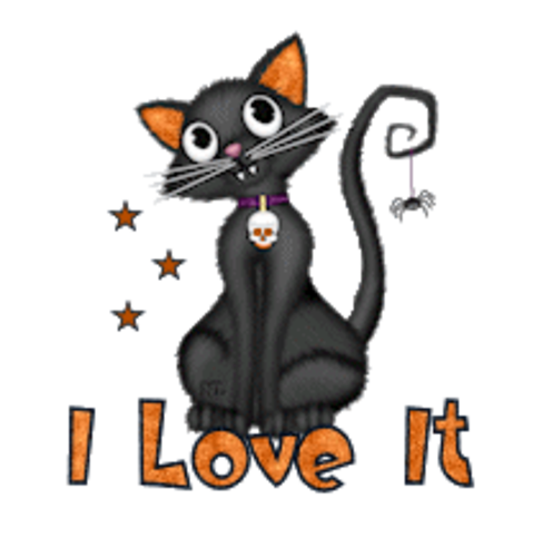 I Love It - HalloweenKittySitting