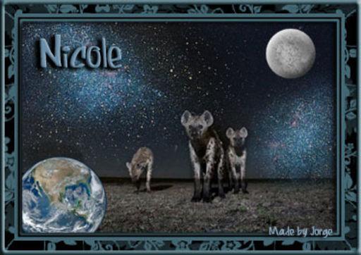 Nicole - Night Stalk-Jorge