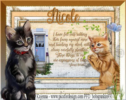 Nicole - lovecats sjs