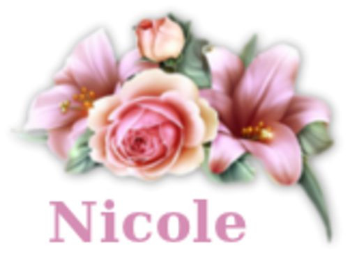 Nicole - RosesLilies-Vicki-May 21,2018