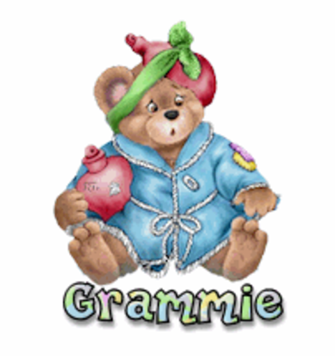 Grammie - BearGetWellSoon