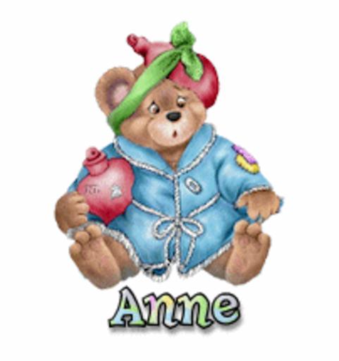 Anne - BearGetWellSoon