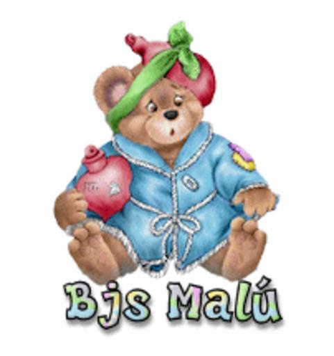 Bjs Malu (MC) - BearGetWellSoon