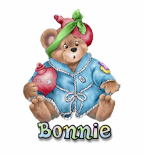 Bonnie - BearGetWellSoon