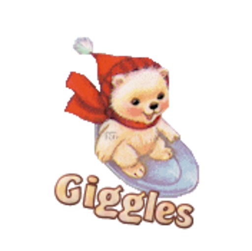 Giggles - WinterSlides