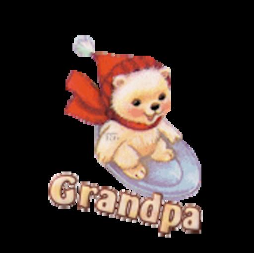 Grandpa - WinterSlides
