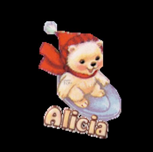 Alicia - WinterSlides