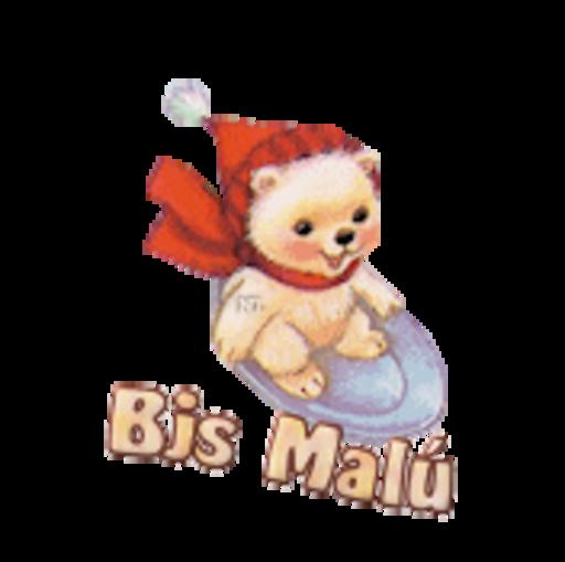 Bjs Malu (MC) - WinterSlides