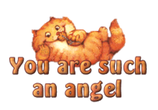 You are such an angel - SpringKitty