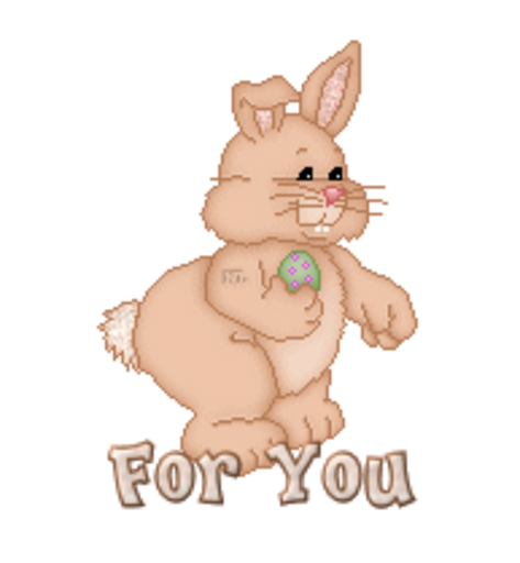 For You - BunnyWithEgg