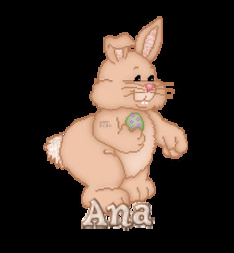 Ana - BunnyWithEgg
