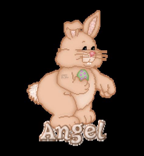 Angel - BunnyWithEgg