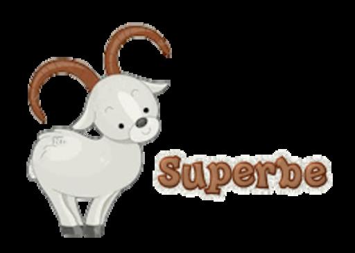 Superbe - BighornSheep