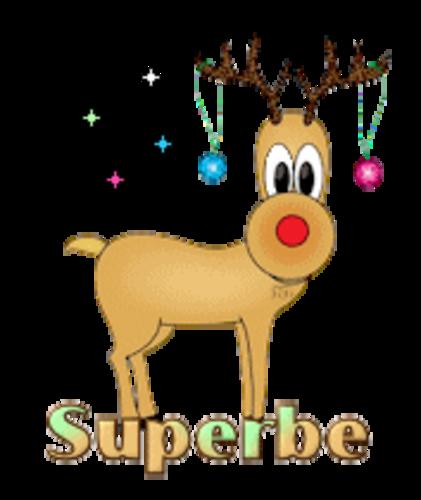 Superbe - ChristmasReindeer