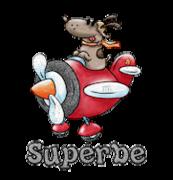 Superbe - DogFlyingPlane