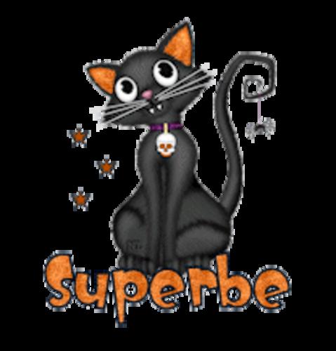 Superbe - HalloweenKittySitting
