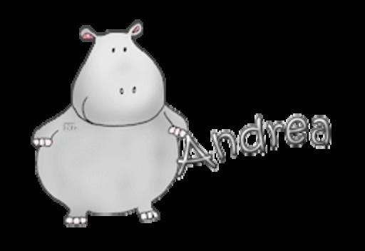 Andrea - CuteHippo2018