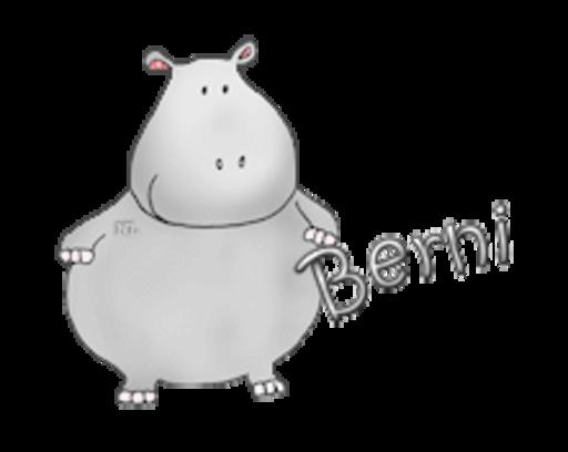 Berni - CuteHippo2018