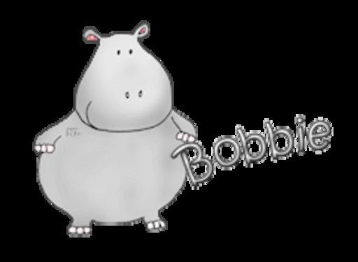 Bobbie - CuteHippo2018