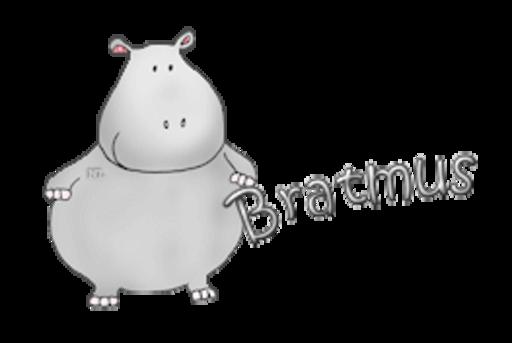 Bratmus - CuteHippo2018