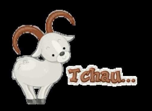Tchau - BighornSheep