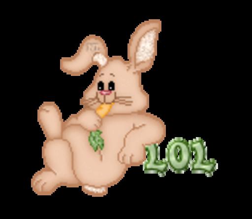 LOL - BunnyWithCarrot