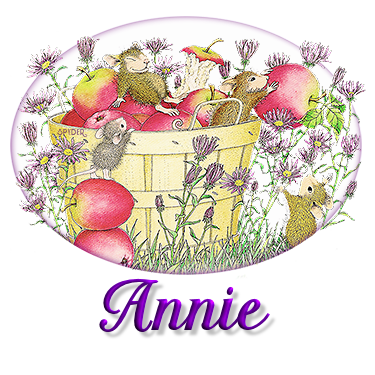 Annie hm an apple a day