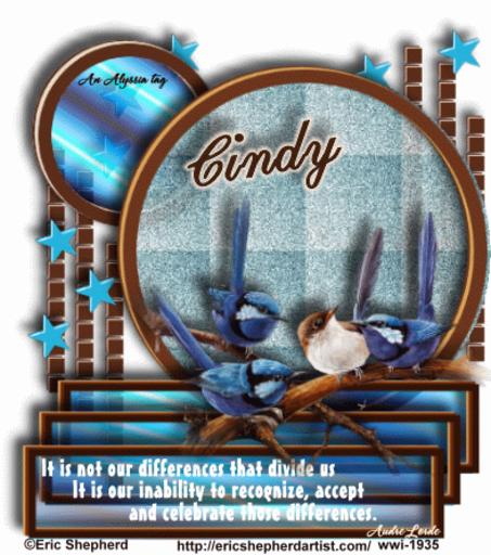 Cindy Accept EricShep Alyssia
