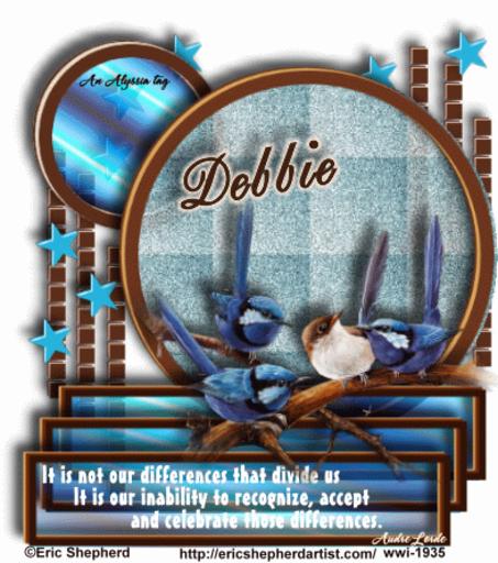 Debbie Accept EricShep Alyssia