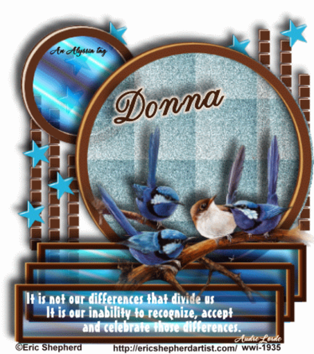 Donna Accept EricShep Alyssia