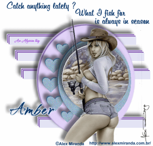Amber Catch AMiranda Alyssia