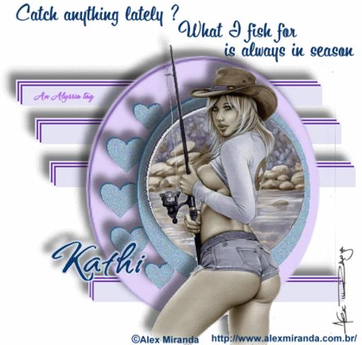 Kathi Catch AMiranda Alyssia