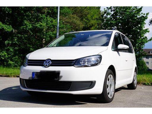 2011   Volkswagen Touran 2.0 TDI DPF Comfortline