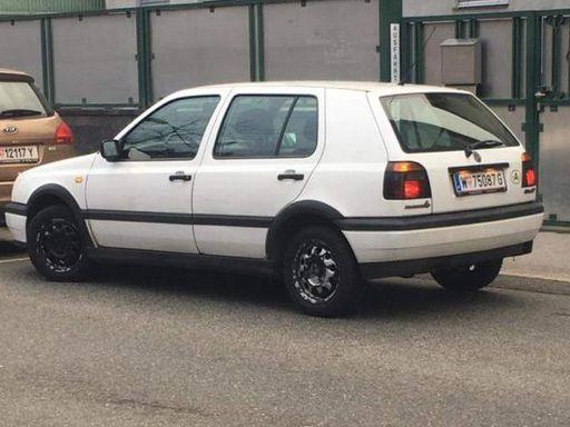 1996  Volkswagen Golf 1.6