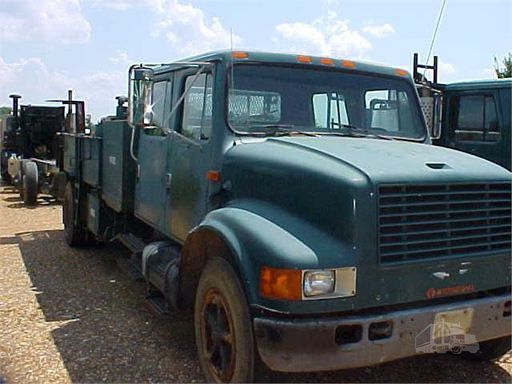 1990 INTERNATIONAL 4600