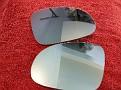 Blue Tinted Heated Blind Spot Split Mirrors