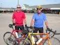 Mike Gawlak & Rick Akin ready to roll