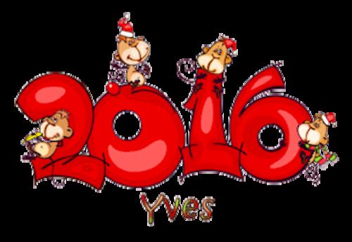 Yves - 2016WithMonkeys