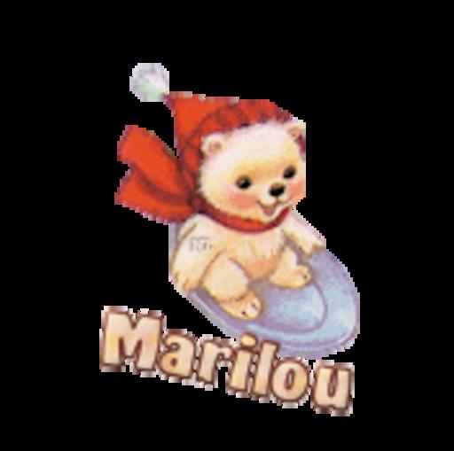 Marilou - WinterSlides