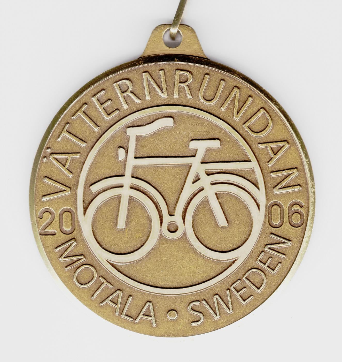 Medaille Vätternrundan 2006