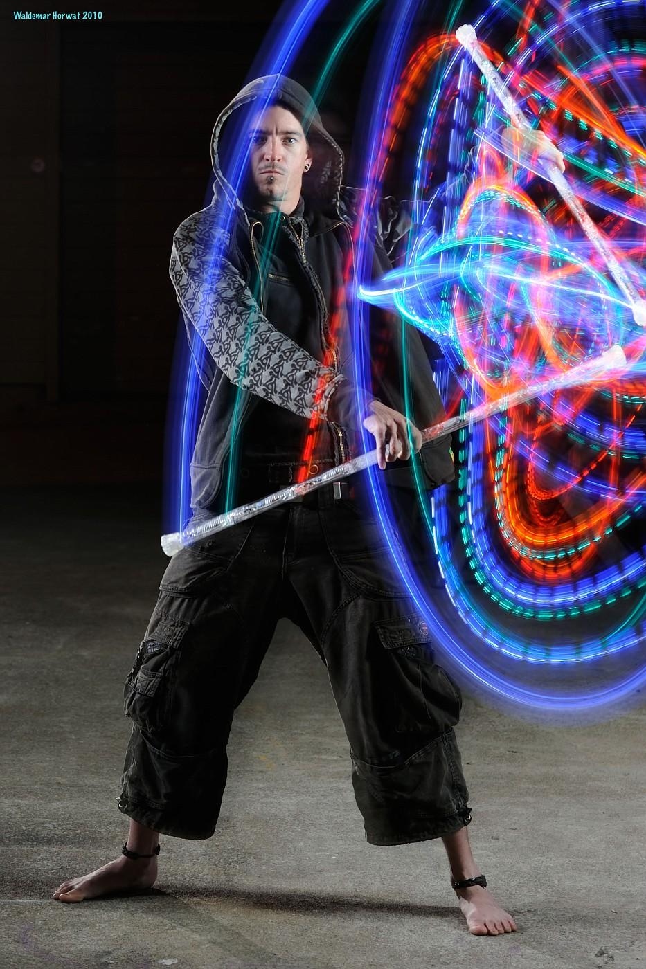 Light Weaving