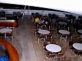 Alfresco Cafe on the Stern, Deck 10 Portofino