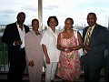 Mr and Ms Joseph, Rachel, Joyce and Harry St Louis @ the Bankers Club