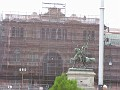 Casa Rosada is being restored